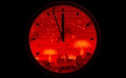 On Jan. 26, thanks to Trump, the Doomsday Clock advanced 30 seconds closer to midnight.